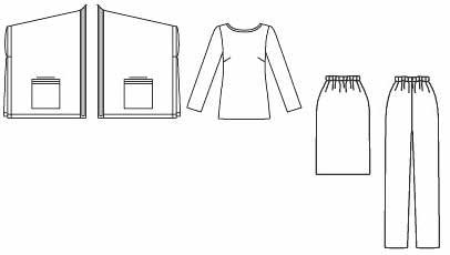 Drape Jacket Pattern Make That Drape Jacket as a