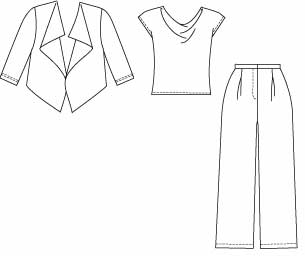 Sew a Wardrobe in a Weekend : Super Quick Wardrobe Patterns ...