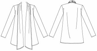 Building my home-sewn Eileen Fisher wardrobe | Loom and