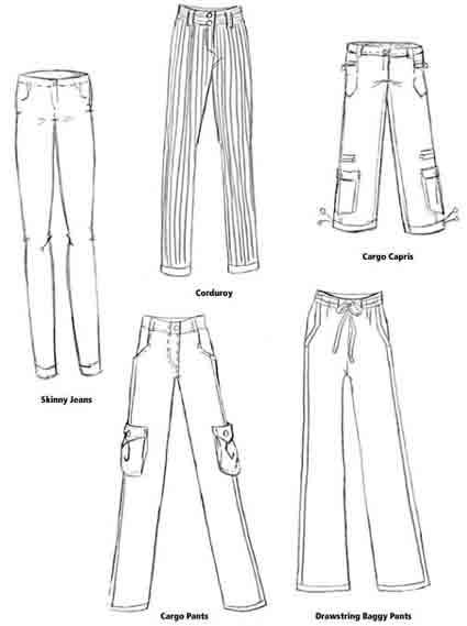 Body Shape Sewingplums